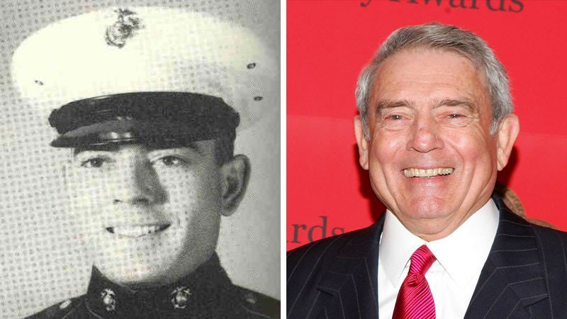 Actors that served in the marine corps